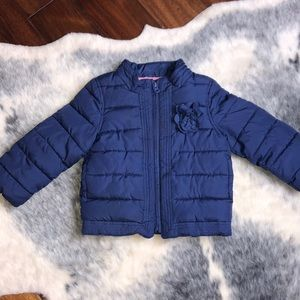 Gap Primaloft Jacket Navy 3T